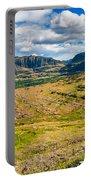Logan Pass Panorama Portable Battery Charger