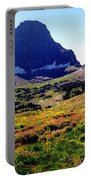 Logans Pass In Glacier National Park Portable Battery Charger