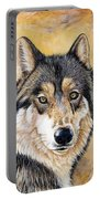 Loki Portable Battery Charger by Sandi Baker