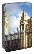 London - Big Ben  Portable Battery Charger