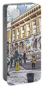 London Bubbles B Portable Battery Charger