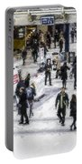 London Commuter Art Portable Battery Charger