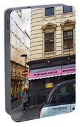 London In Summer Portable Battery Charger