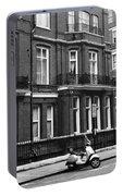 London Sixties Lambretta Portable Battery Charger