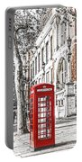 London Telephone B Portable Battery Charger