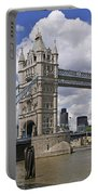 London Towerbridge Portable Battery Charger