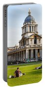London University Greenwich Portable Battery Charger