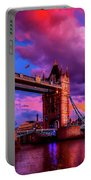 London's Tower Bridge Portable Battery Charger