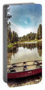 Lone Canoes, Winchester Lake Portable Battery Charger
