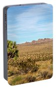 Lone Joshua Tree - Pleasant Valley Portable Battery Charger