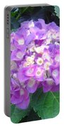 Lone Lilac Portable Battery Charger