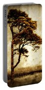 Lone Tree Portable Battery Charger by Julie Hamilton