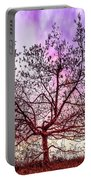 Lone Tree On The Hill Portable Battery Charger