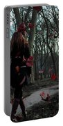 Lonely Autumn Portable Battery Charger