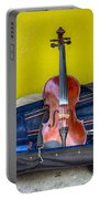 Lonely Fiddle Portable Battery Charger