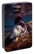 Lonely Mermaid Portable Battery Charger