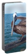 Lonely Pelican  Portable Battery Charger