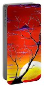Lonely Soul By Madart Portable Battery Charger