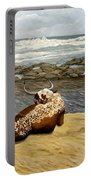 Lonesome Nguni Portable Battery Charger