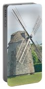 Long Island Wind Mill Portable Battery Charger