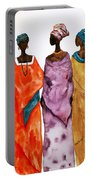 Long Ladies Portable Battery Charger