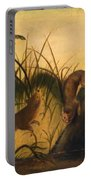 Long - Tailed Weasel Portable Battery Charger