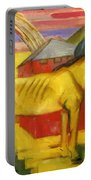 Long Yellow Horse 1913 Portable Battery Charger