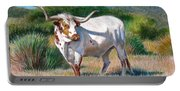 Longhorn Bull Portable Battery Charger