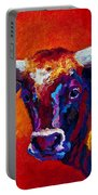 Longhorn Steer Portable Battery Charger
