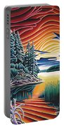 Longlac Sunset Portable Battery Charger