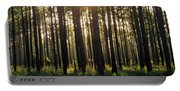Longleaf Pine Forest Portable Battery Charger