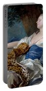 Loo, Louis-michel Van Tolon, 1707 - Paris, 1771 Diana In A Landscape 1739 Portable Battery Charger