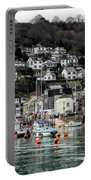 Looe Harbour - Cornwall Portable Battery Charger