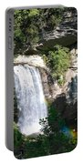 Looking Glass Falls Nc Portable Battery Charger