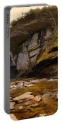Looking Glass Falls Pisgah National Forest 2 Portable Battery Charger