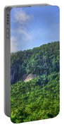 Looking Glass Rock Close Up Portable Battery Charger