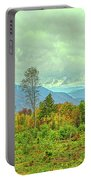 Looking To The Mountains Portable Battery Charger