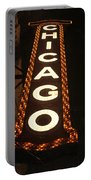 Looking Up Chicago Portable Battery Charger