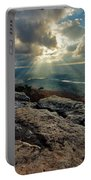 Lookout Mountain Sunset Portable Battery Charger