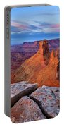 Lookout Point Sunrise Portable Battery Charger