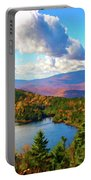 Loon Pond Portable Battery Charger