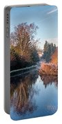 Loose Mill Pond Portable Battery Charger