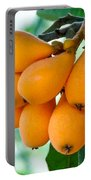 Loquats In The Tree 5 Portable Battery Charger