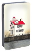 Lorain Lighthouse Portable Battery Charger