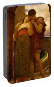 Lord Frederic Leighton - Wedded Portable Battery Charger