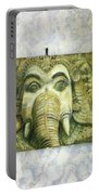 Lord Ganesha Portable Battery Charger