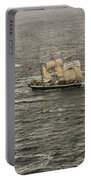 Lord Nelson Enters Sydney Harbour Portable Battery Charger