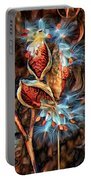 Lord Of The Dance - Paint 2 Portable Battery Charger