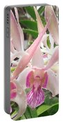Lorie Mortimer Dendrobium Portable Battery Charger