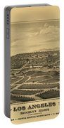 Los Angeles 1877 Portable Battery Charger